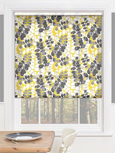 roller blinds rollers and sunflowers on pinterest. Black Bedroom Furniture Sets. Home Design Ideas