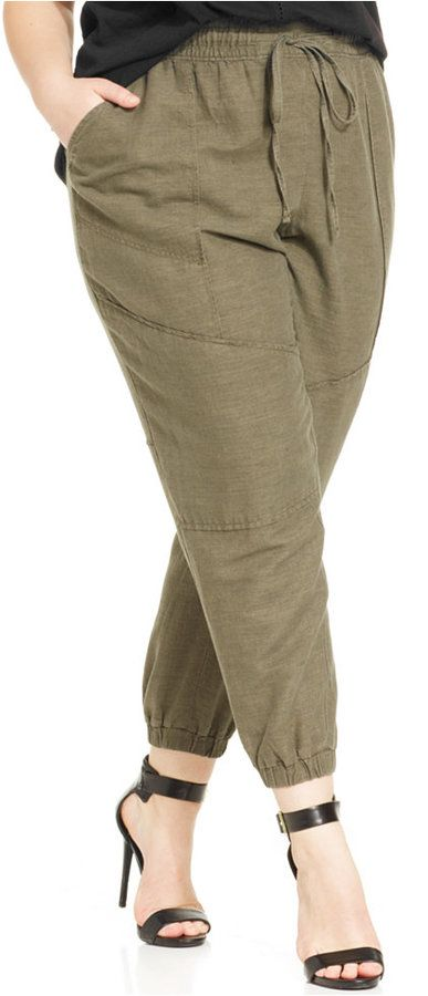 509 best Plus Size Pants images on Pinterest