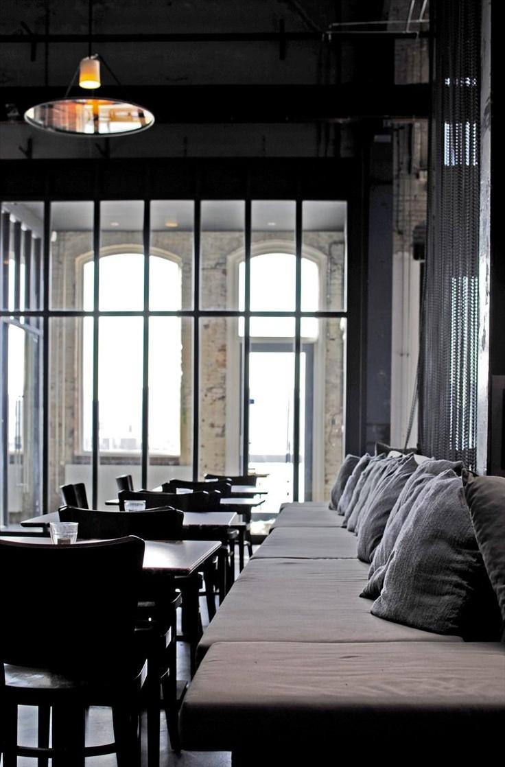 Cafe restaurant Stork, Amsterdam