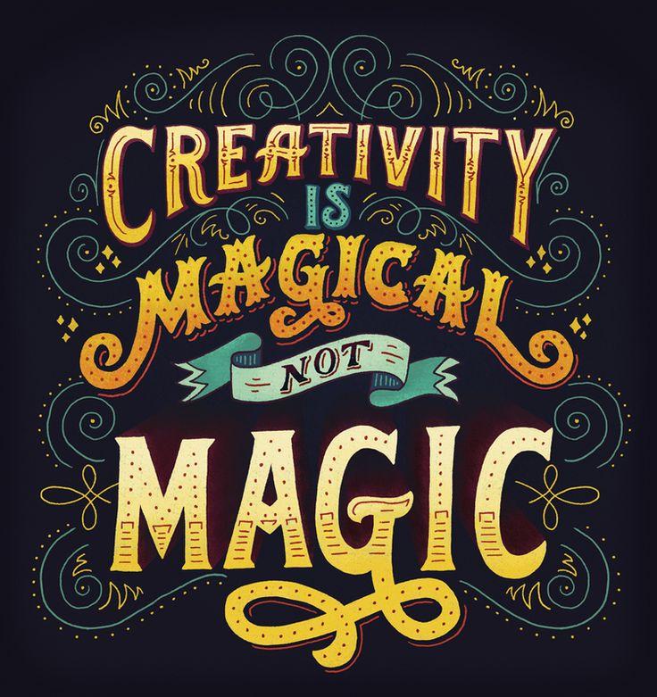 Creativity~