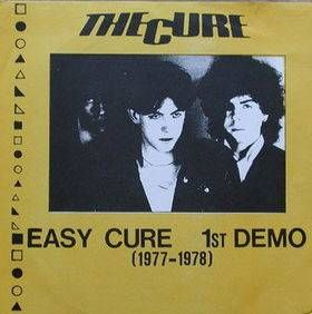 """the cure"" 1977 