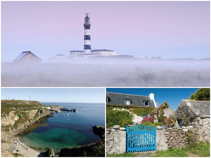 Les îles bretonnes : hâvres de paix, espaces naturels particulièrement protégés | Finistère | Bretagne | #myfinistere
