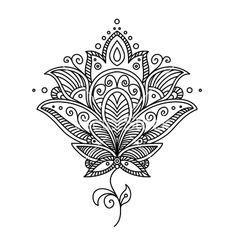 Risultati immagini per fiori di loto tatuaggio