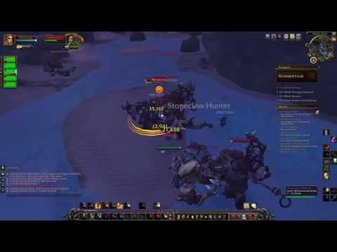 World of Warcraft Legion Expansion Neltharion s Lair Dungeon Boss Fights...