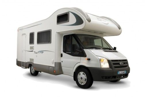 plus 7 berth - motorhome rental in Portugal.
