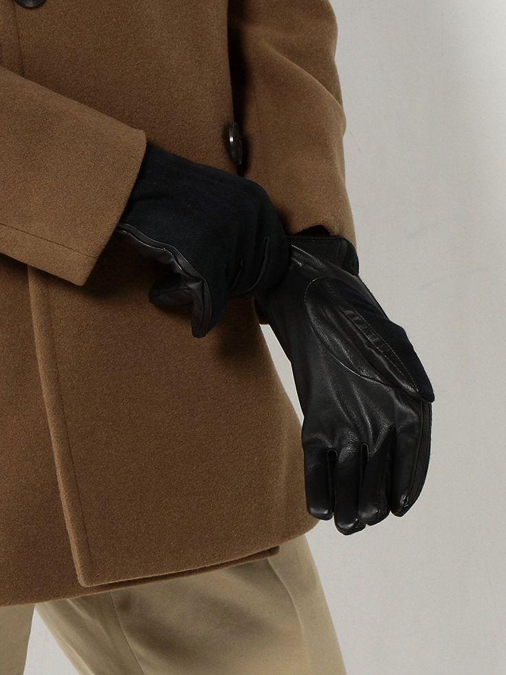冬コーデはこれで完成30代メンズにオススメの手袋5選