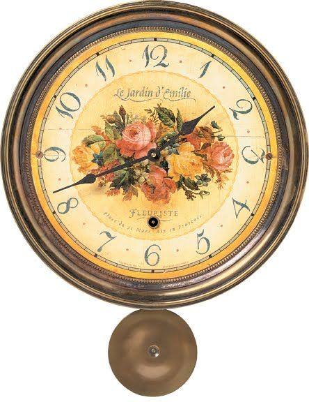 Imagens para Decoupage: Relógios                              …