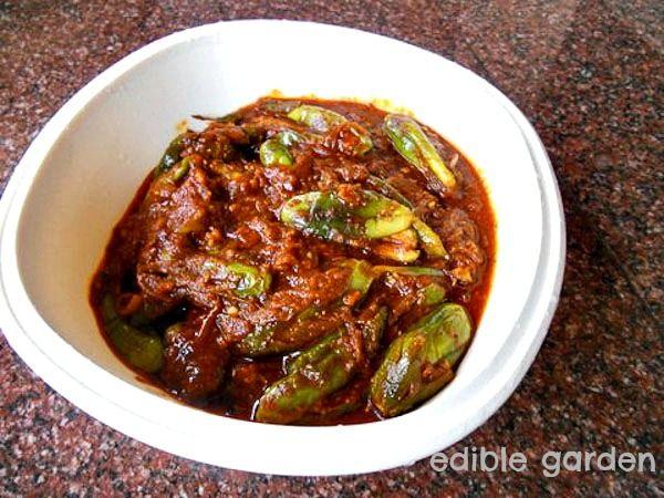 Hyderabad Style Bagara Baingan Recipe - Step by Step