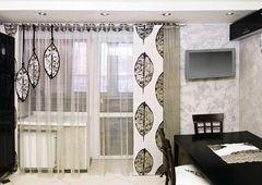 Портьеры и шторы. Уютный офис. Мебель для дома в Казани.