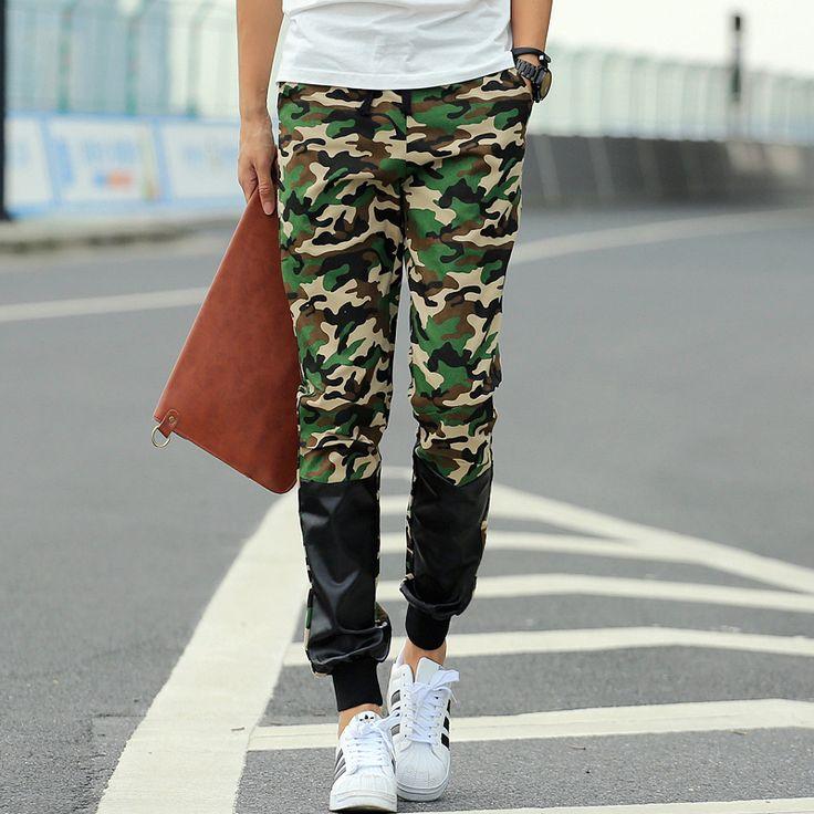 Армейские брюки камо костюмы , шорты бегунов штаны мужчины тощие камуфляжные штаны лоскутное военной спортивные штаны мужчины марка