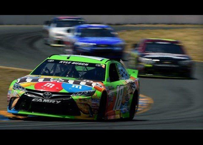 NASCAR Sprint Cup Series – Full Race – Toyota – Save Mart 350 at Sonoma – Nascar News Videos