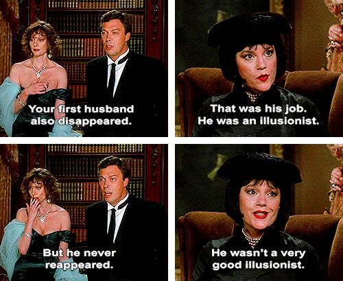 Clue - love it, watched it more times than I can count!