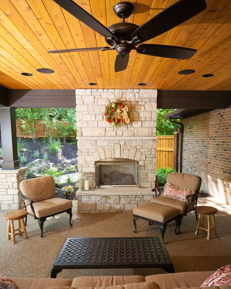 17 best images about outdoor rooms on pinterest outdoor for Outdoor rooms with fireplaces