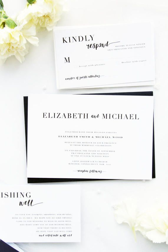 Best 25 Blue Wedding Invitation Sets Ideas On Pinterest