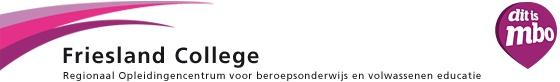 Mbo Sociale Arbeid, studierichting Arbeidszaken en personeelswerk bij het Friesland College te Leeuwarden. Van 1991 tot en met 1994. Diploma gehaald in juni 1994.