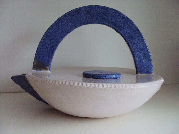 My first teapot