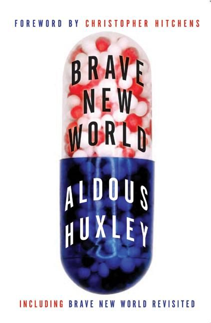 """""""Brave New World"""" by Aldous Huxley, is a science-fiction classic about the future world, an utopia where there is no religion, morality, family, art or philosophy but sex and drugs... sorry, no rock'n'roll as far as I remember;). The existing and missing parts shows that our society is somehow addicted to something, whether it's drugs or anythings else. We cant seem to survive without an addiction...thoughtful!"""