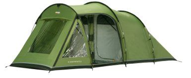 Vango Odyssey 400 Four Man Tent - 4 Person Stand Up: Amazon.co.uk: Sports & Outdoors