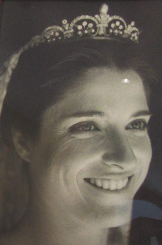 and a fabulous close up of Countess Philippa Spanicchi who wed Prince Ludwig Sayn Wittgenstein Sayn