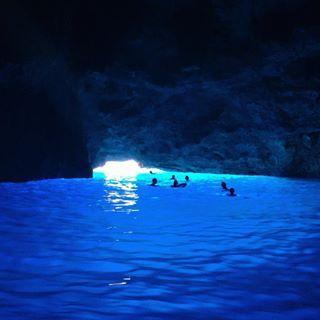 Blue Cave  Megisti  @audiosoup