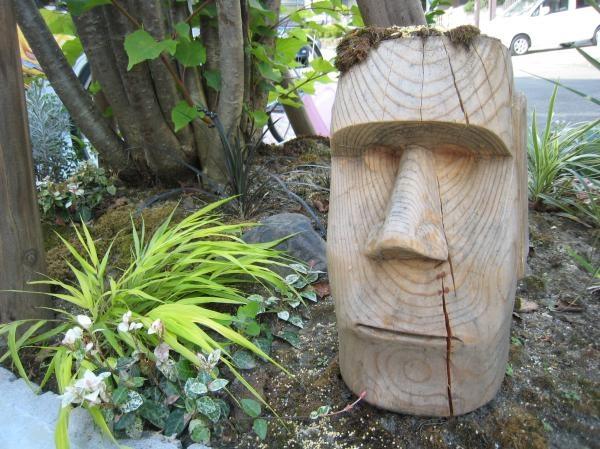 17 best garden ornaments sculpture images on pinterest for Garden decking ornaments