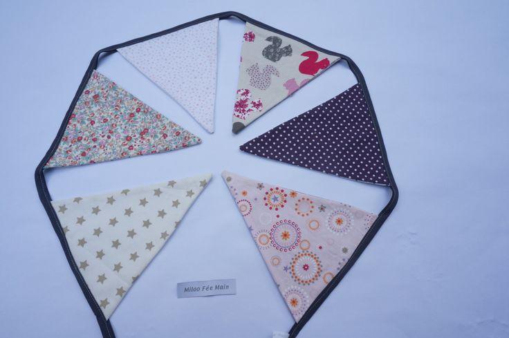17 best ideen zu guirlande fanion tissu auf pinterest stoff girlande girlanden und diy for Guirlande tissu chambre bebe