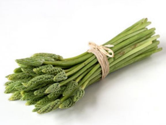 Neben dem klassischen weißen Spargel und dem immer beliebter werdenden grünen Spargel gibt es noch weitere Sorten. EAT SMARTER stellt diese vor.