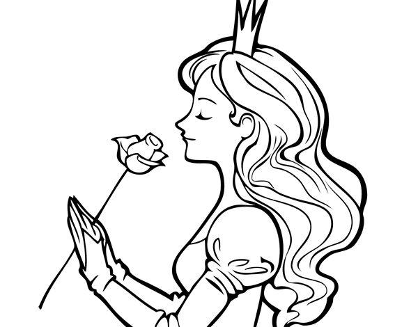 Ariel Disney Para Colorear N Para A Dibujos Para Colorear: 30 Best Images About Dibujos De Princesas Para Colorear On