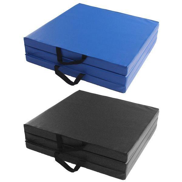 B, Folding Yoga Anti-slip Mat Gymnastics Gym Exercise Mats Stretching Slimming T: Bid: 46,16€ Buynow Price 46,16€ Remaining 09 dias 03 hrs…