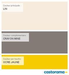 25 beste idee n over nuancier peinture op pinterest - Simulateur peinture castorama ...
