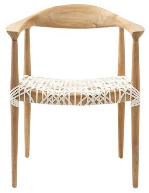 Safavieh via Belinda: Bandeli Arm, Chairs Heavens, Arm Chairs, Beautiful Furniture, Macrame Chairs, Products Design, Old Chairs, Cool Chairs, Side Chairs