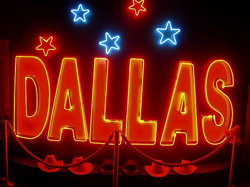 Downtown Dallas Tourist Attractions | The entrance sign to the Legends of Dallas Museum at Southfork Ranch