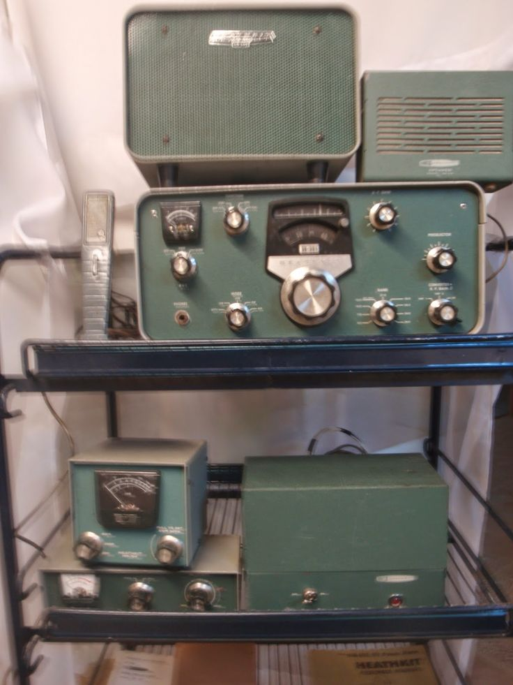 from Nash amateur radio for sale