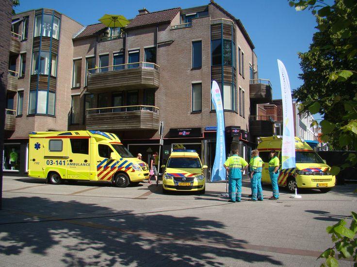 03141 03343 en 03405 ambulances van de regio drenthe