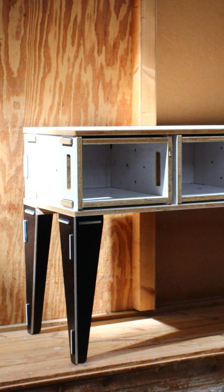Moderne Möbel bauen mit dem Regalsystem WERKBOX in 2020 ...