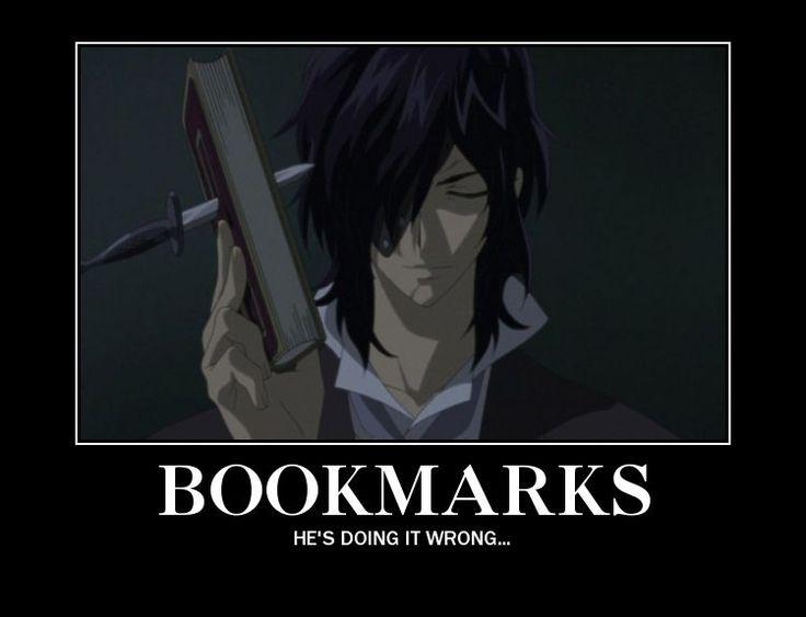Bookmarks by CaptionMan on DeviantArt