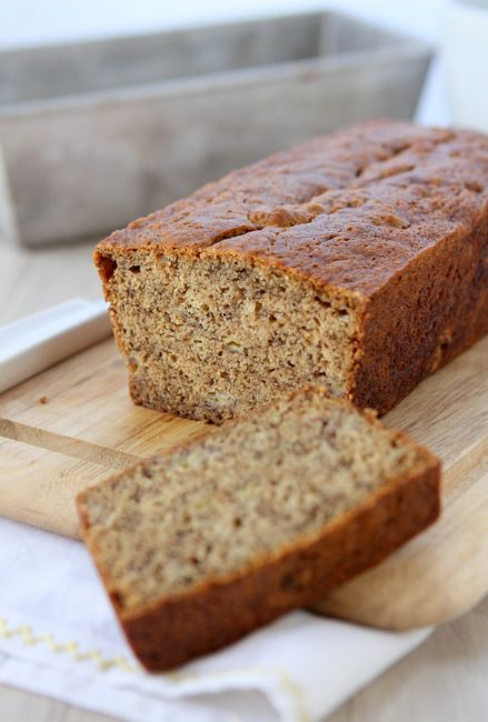 Bourbon Cardamom Banana Bread | Recipe