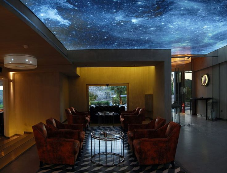 Telescope cafe