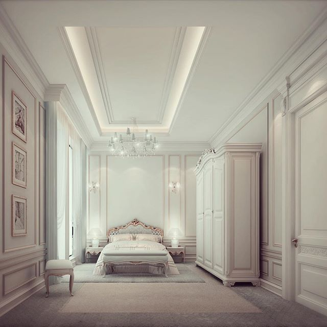 26 Best Bedroom Designs By IONS DESIGN Dubai
