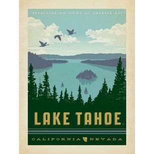 Midcentury Fine Art Prints by Anderson Design Group