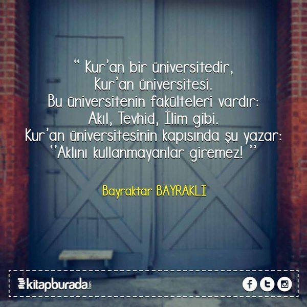 Akıl ve Kur'an (@dusunuyormusun) | Twitter