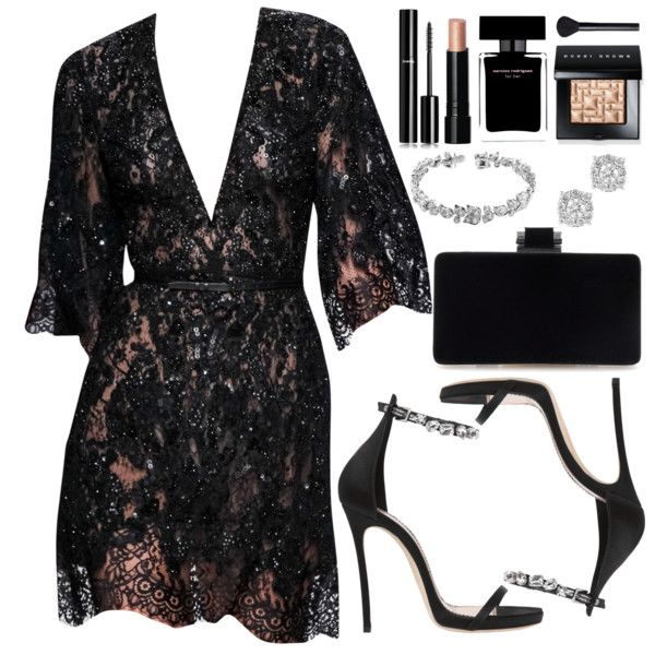 A fashion look from July 2016 featuring Elie Saab dresses, Dsquared2 sandals and Cartier bracelets. Browse and shop related looks.