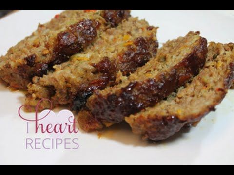 The Best Meatloaf Recipe EVER | I Heart Recipes