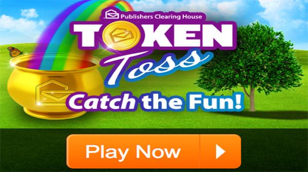 PCH com/Games - PCH Token Games and Win | added to winning