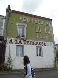 Pueblo pesquero, Trentemount Detalle de mi viaje en Nantes, Francia
