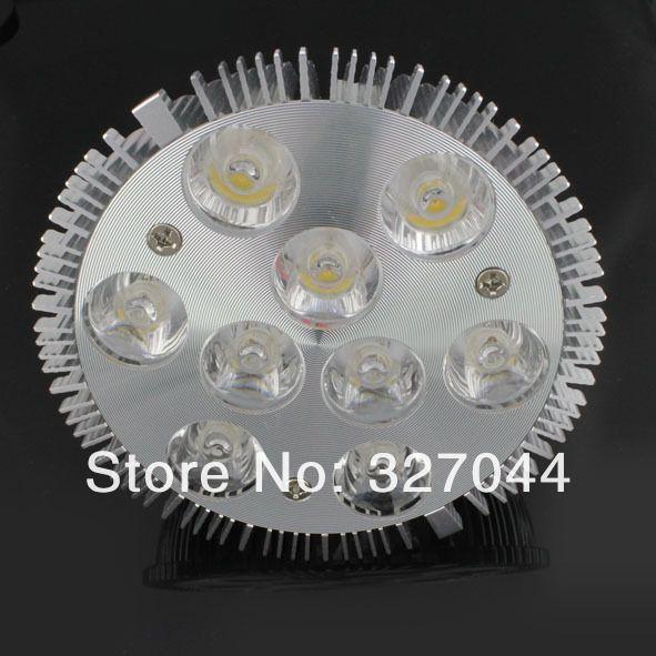 fPar 38 Par 30 led spot light dimmable 85-265v 630lm led par 38 bulb e27 27w led ceiling spotlight #Affiliate