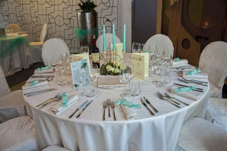 Mise en place elegante e raffinata per stupire i vostri ospiti - Relais Bellaria Hotel & Congressi