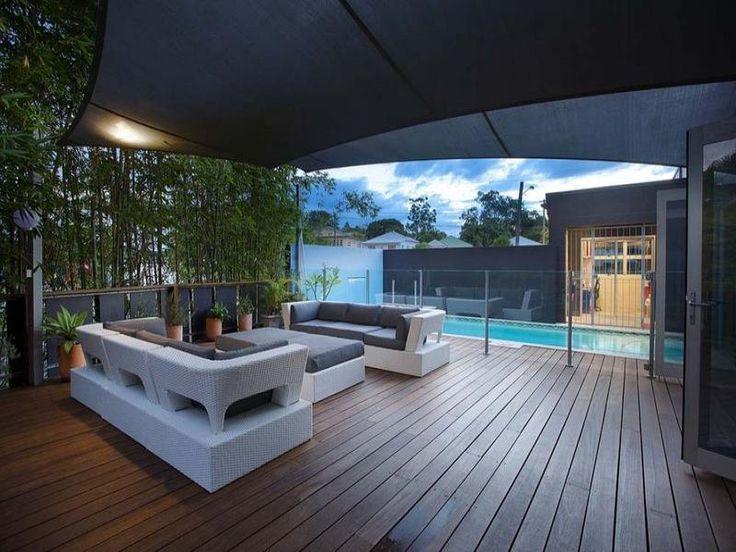 Alfresco and pool