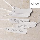 Gift Tags - Set of 20 £6