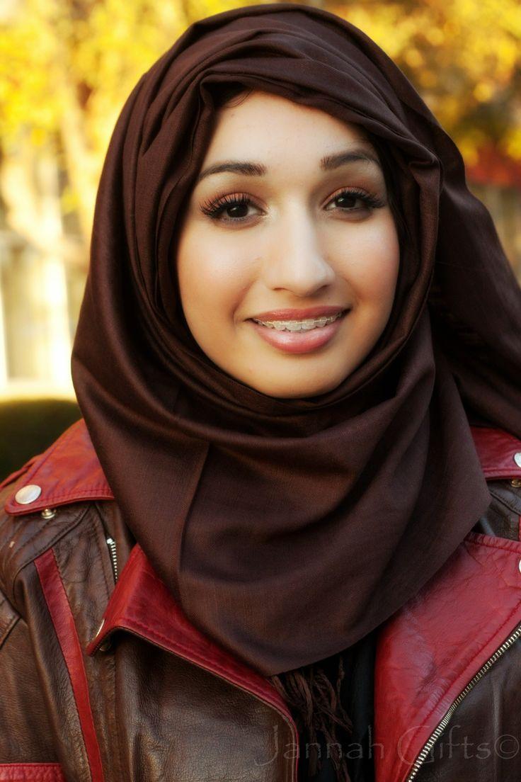 Chocolate Brown Pashmina Hijab, Wrap up Today!Get yours now! #Hijab Fashion, Modest Hijabi